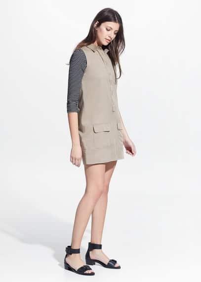 Hemdkleid | MANGO