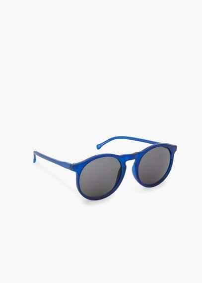 Acetate frame sunglasses | MANGO MAN