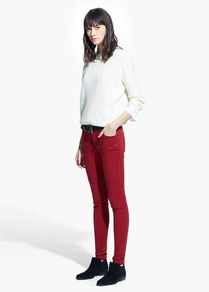 Lectra skinny jeans | MANGO