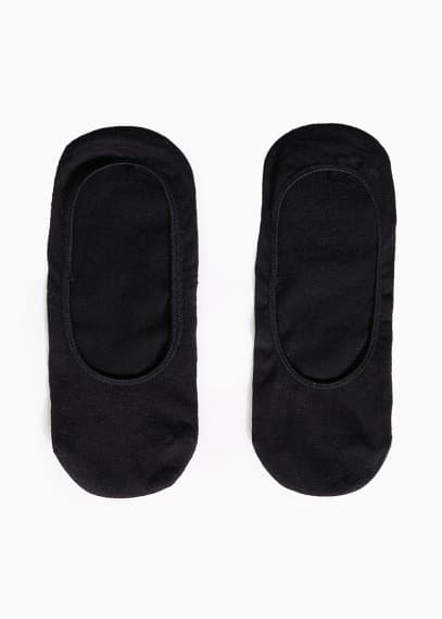2 pack invisible socks