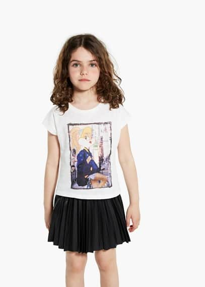 T-shirt looney tunes | MANGO KIDS