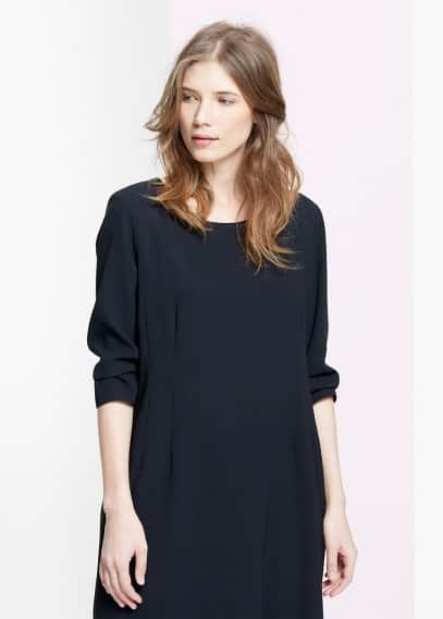 Minimal dress | VIOLETA BY MANGO