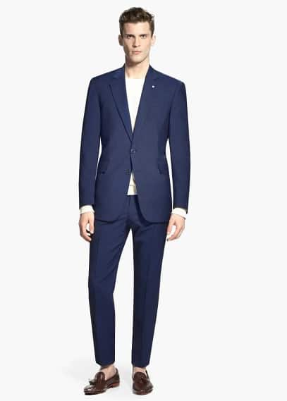 Traje triana slim-fit | MANGO MAN