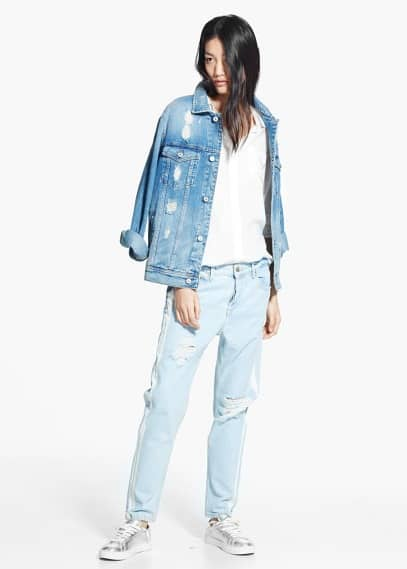 Boyfriend-jeans java | MANGO