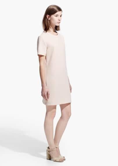 Sukienka minimal | MANGO MAN