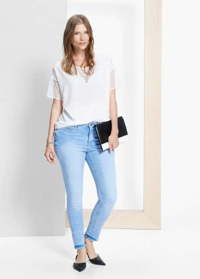 Super slim fit jeans vladi | VIOLETA BY MANGO