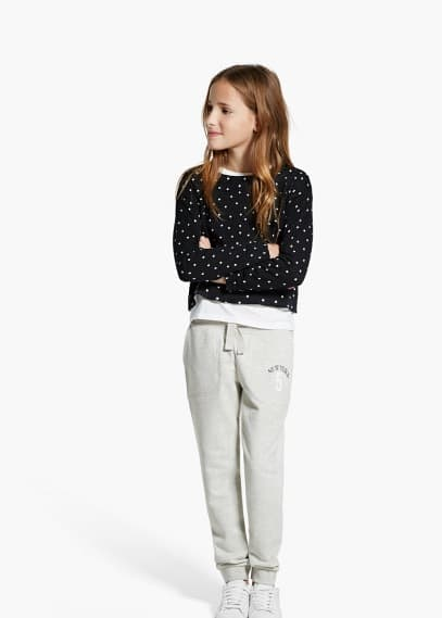 Jogging trousers | MANGO