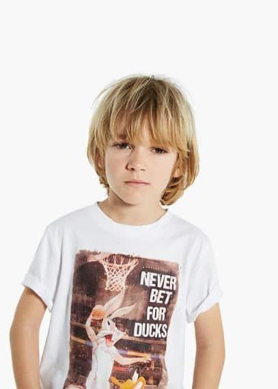 Looney tunes t-shirt | MANGO KIDS