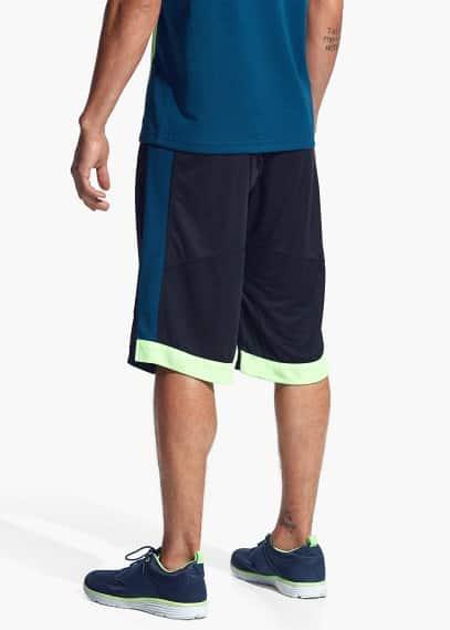 Comfort Running bermuda shorts
