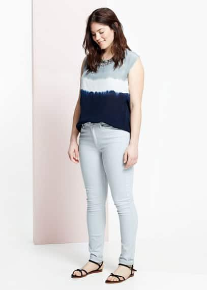 Super slim fit jeans lisbeth | VIOLETA BY MANGO