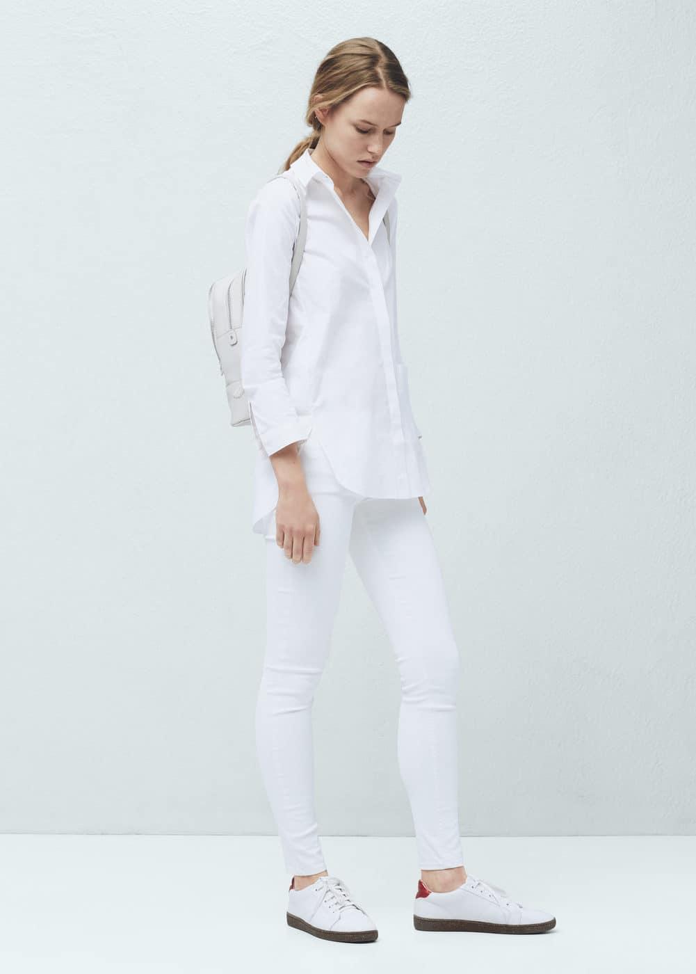 Jeans skinny belle   MANGO