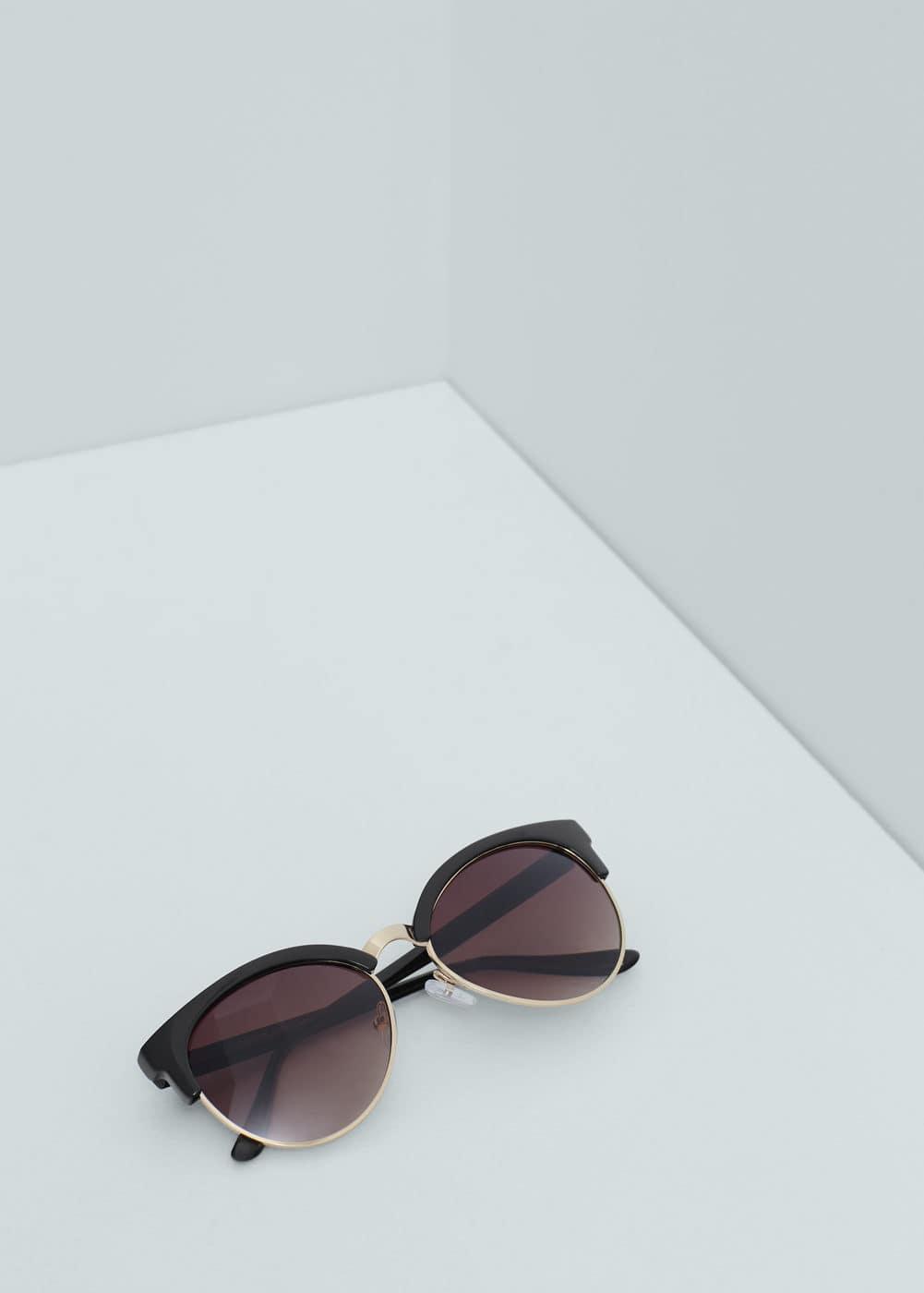 Okulary przeciwsłoneczne kombi | MANGO