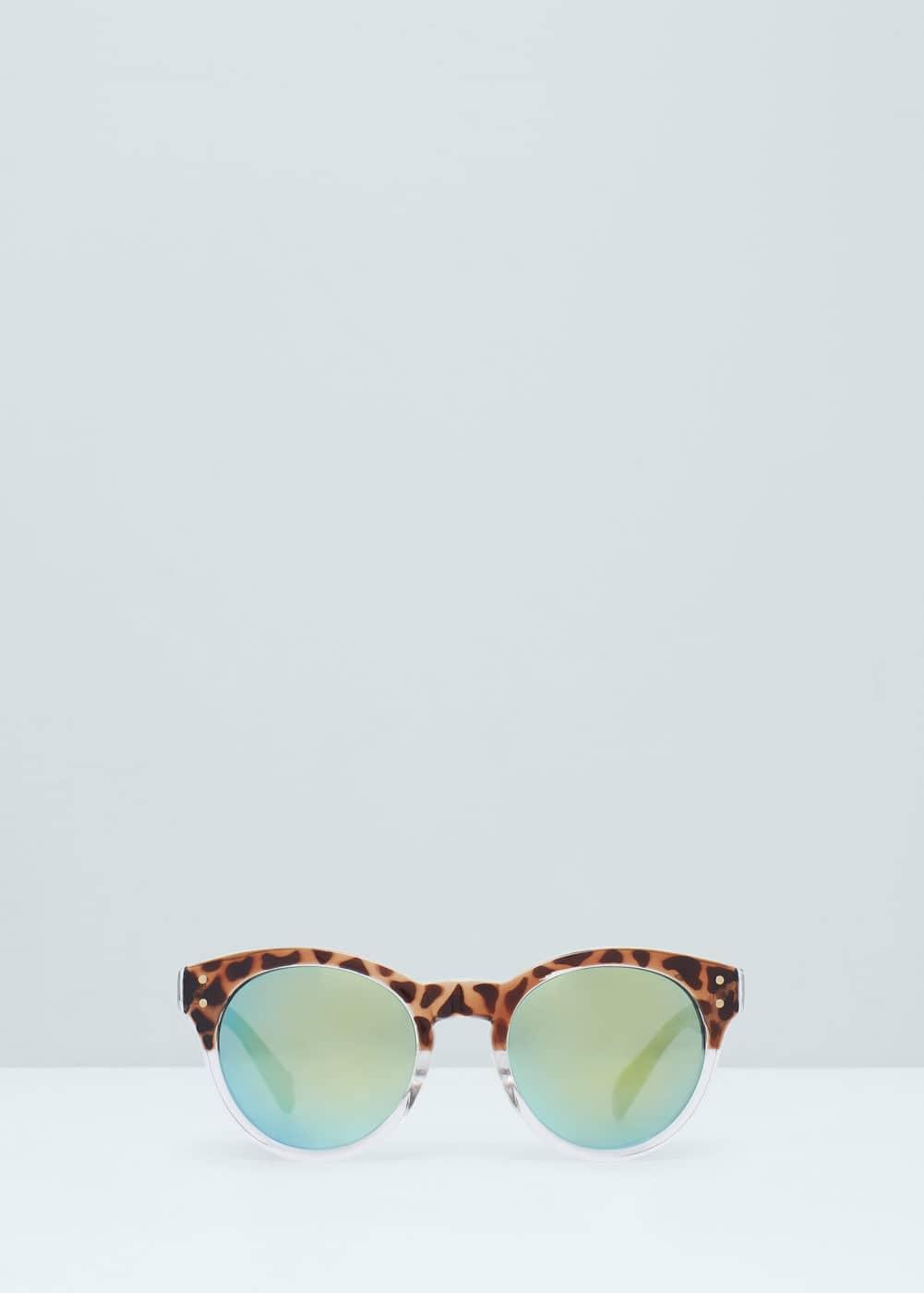 Gafas de sol lentes espejo   MANGO