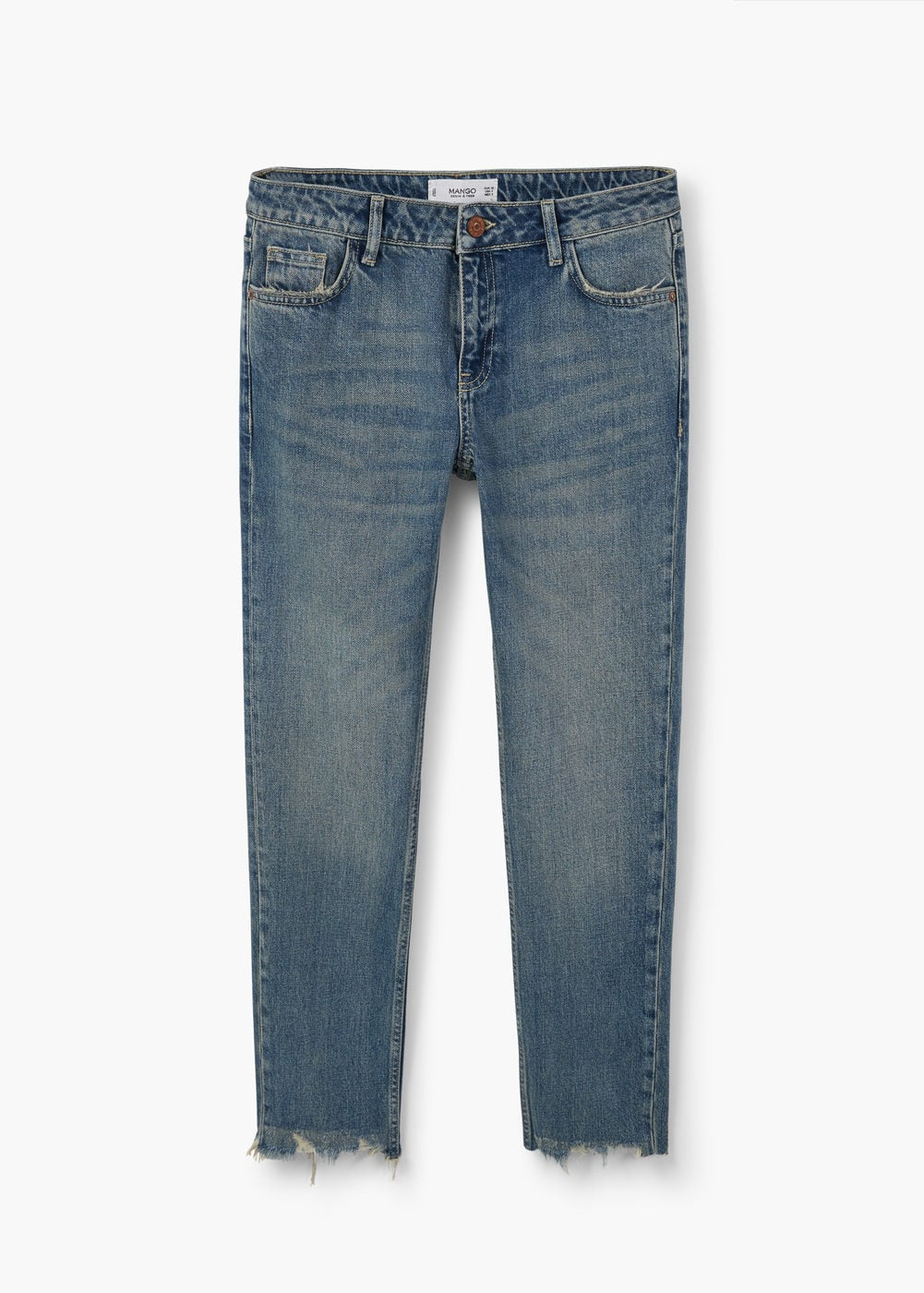 Straight joe jeans | MANGO