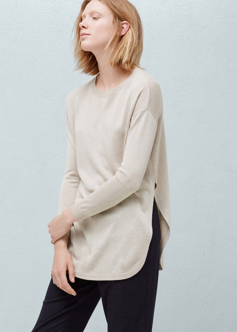 Модный джемпер доставка