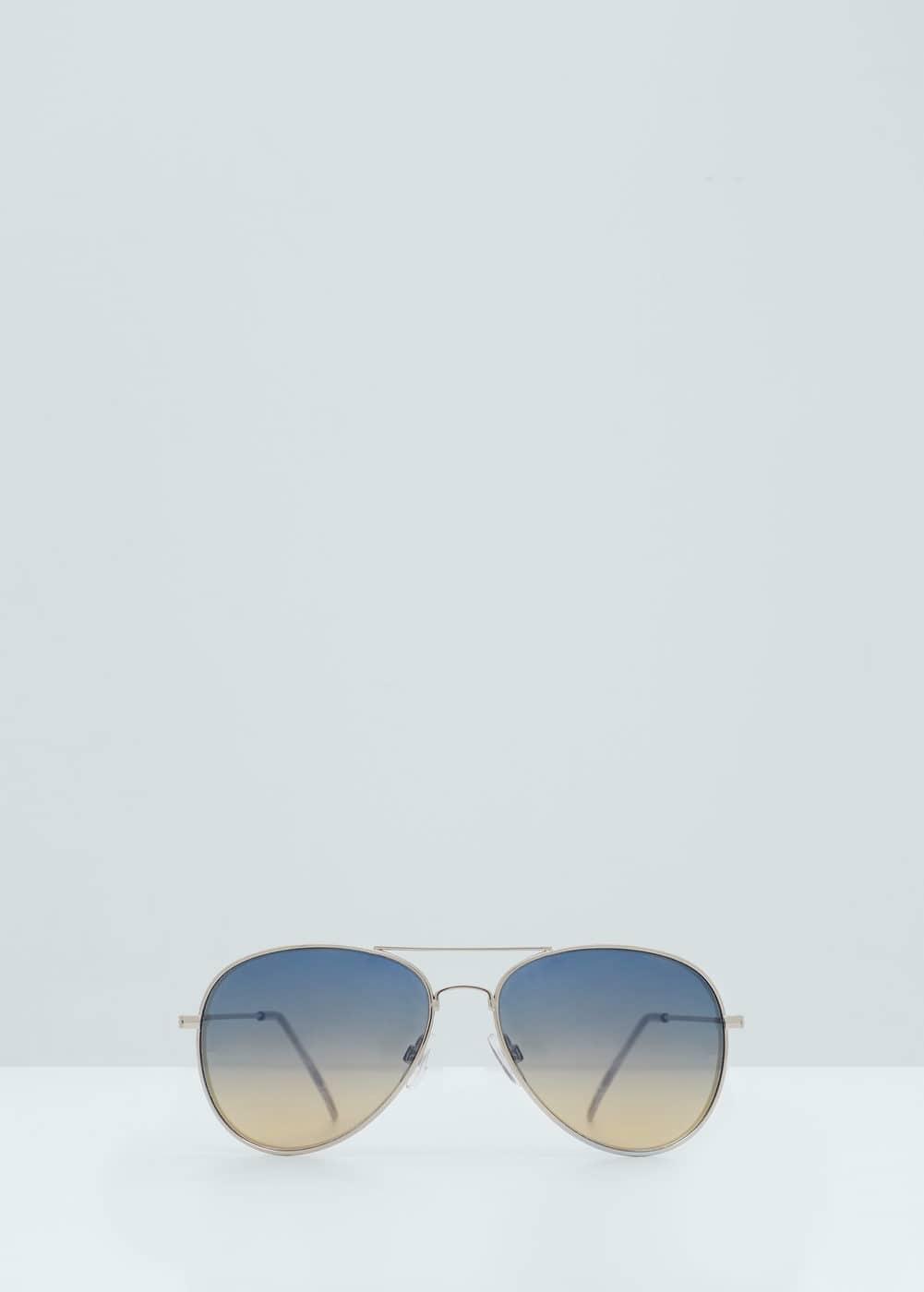 Gafas de sol aviador   MANGO