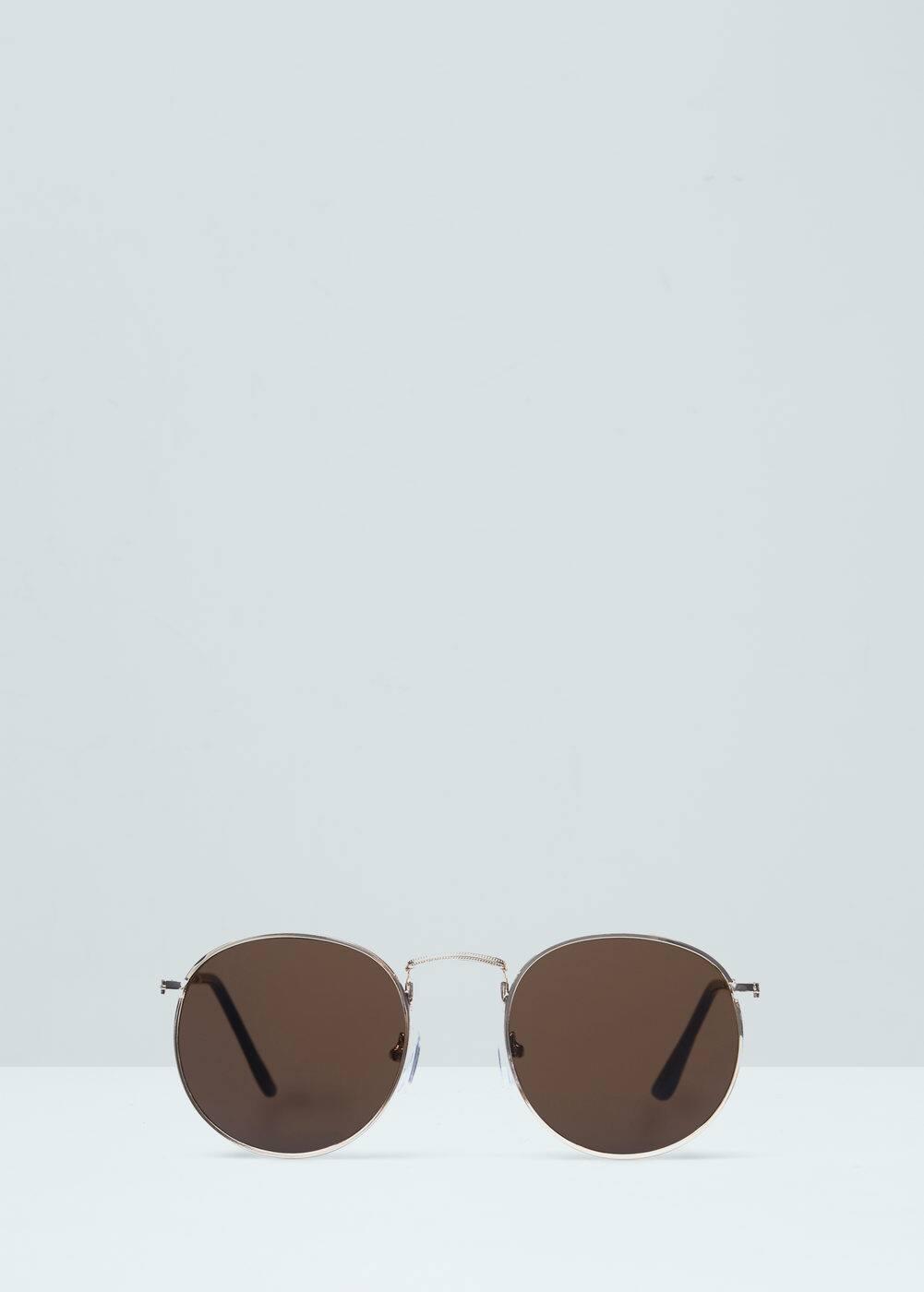 Okrągłe okulary | MANGO
