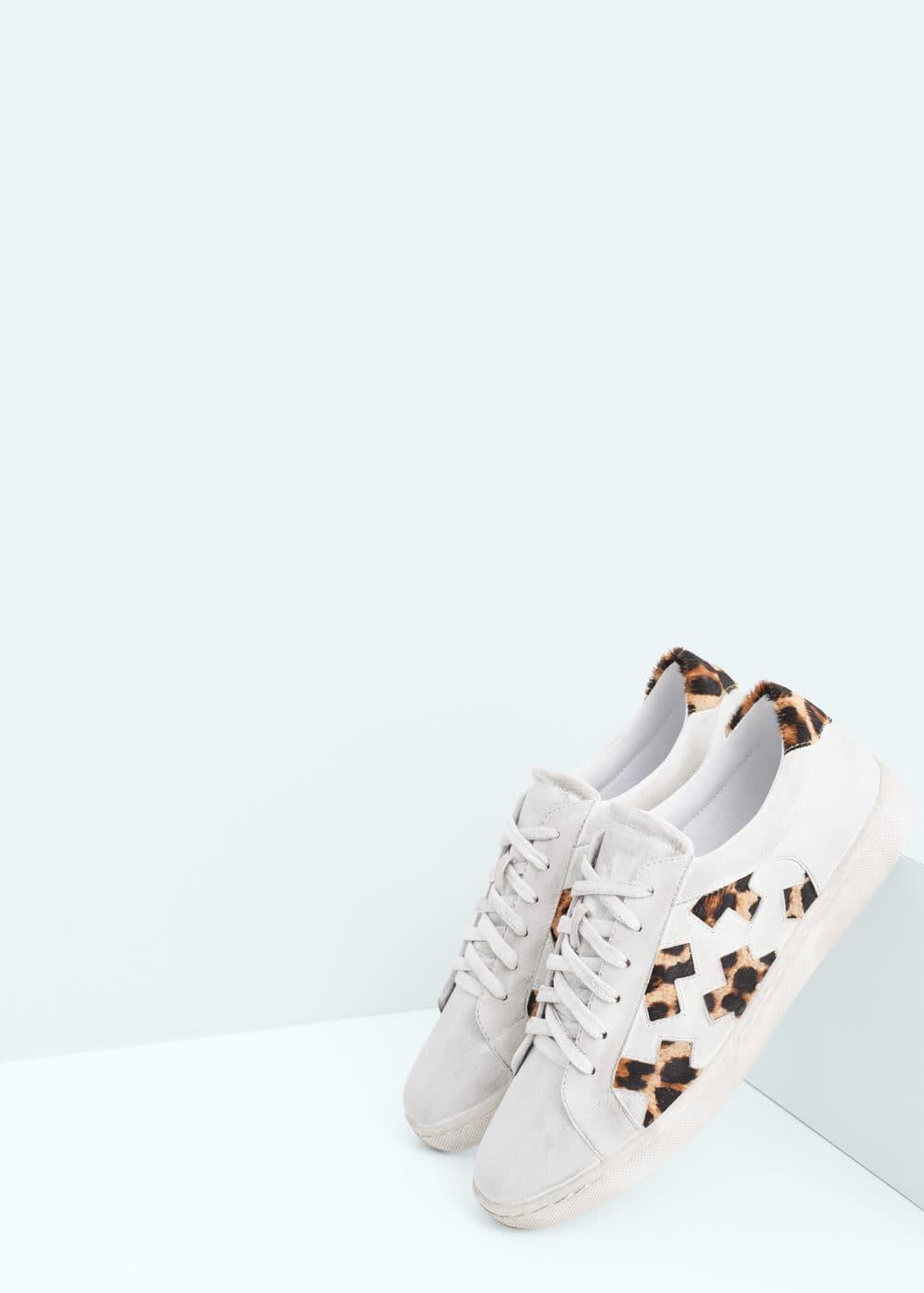 Chaussure sport | MANGO