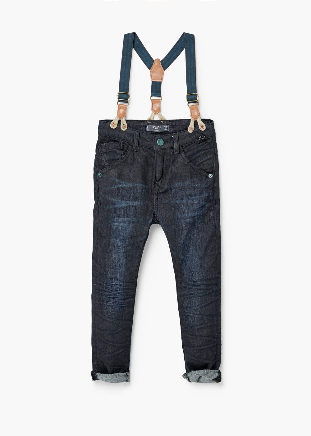 Jeans carrot fit | MANGO