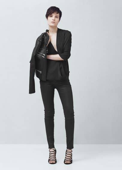 Skinny jeans belle | MANGO