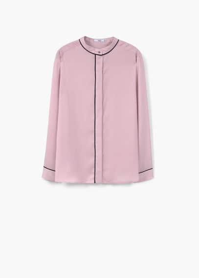 Grande chemise | MANGO
