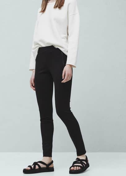 Leggings liserés | MANGO