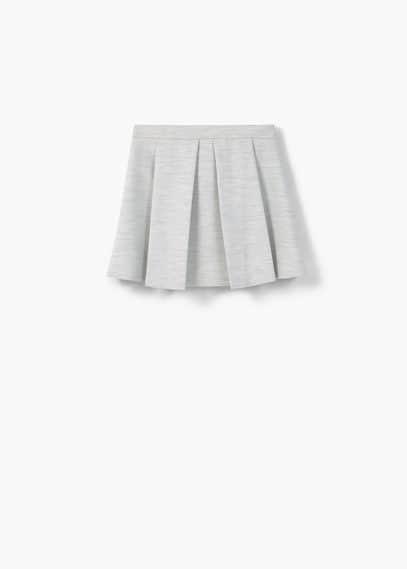 Jupe plissée | MANGO
