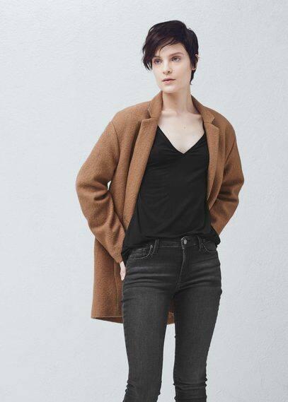 Elektra skinny jeans | MANGO