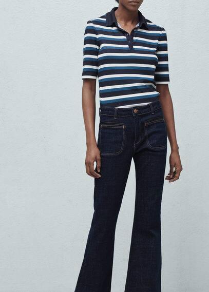 Ausgestellte jeans newflare | MANGO