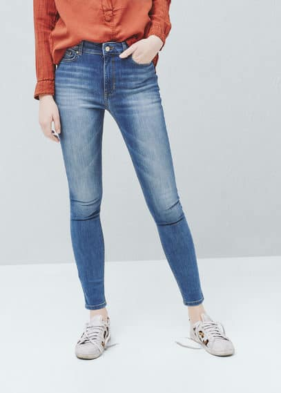 Skinny jeans soho | MANGO