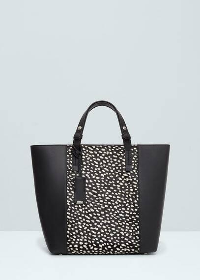 Handbag g-- | MANGO