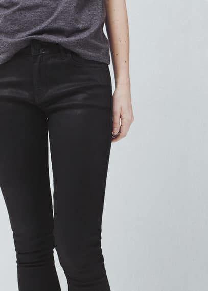 Jean skinny gloss | MANGO