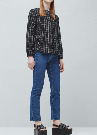 Alexandra superskinny jeans | MANGO