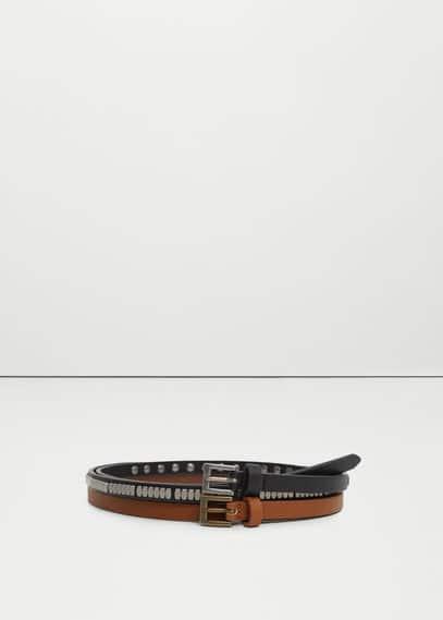 Skinny belt pack | MANGO