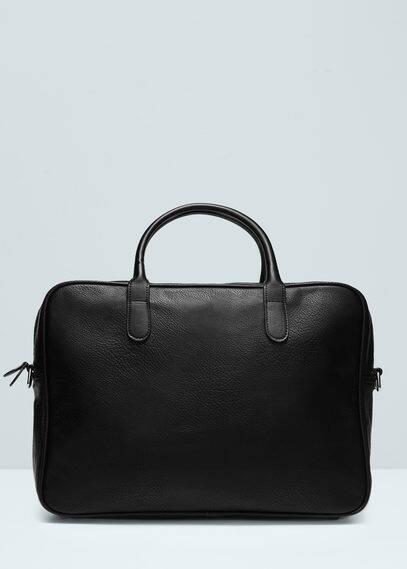 Фактурная сумка для уик-энда | MANGO MAN