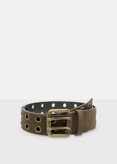 Stud belt | VIOLETA BY MANGO