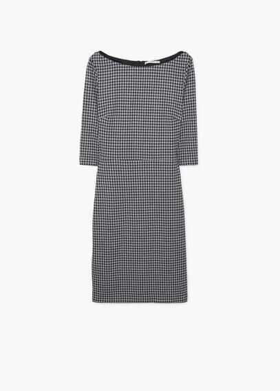 Облегающее платье | MANGO