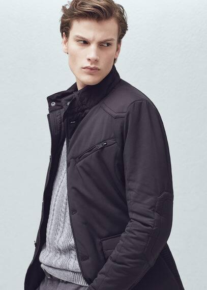 Multipocket jasje | MANGO MAN