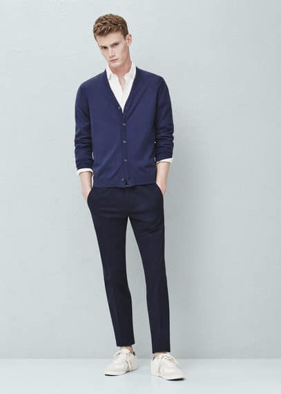 Chino smart coton | MANGO MAN