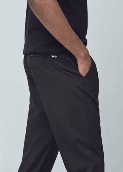 Pantalon de jogging | MANGO MAN