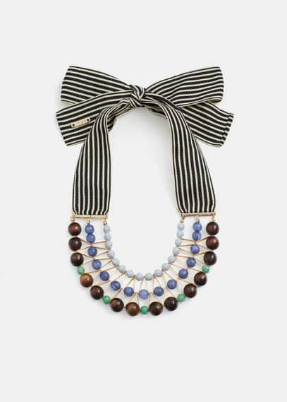 Mixed necklace | VIOLETA BY MANGO