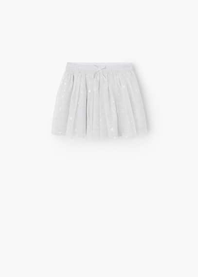 Gonna tulle stelle | MANGO KIDS