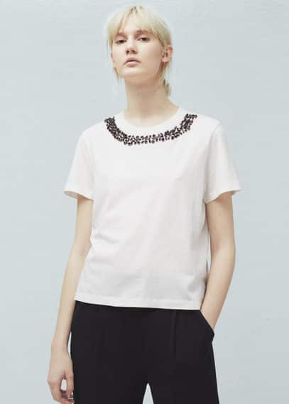 T-shirt | MANGO