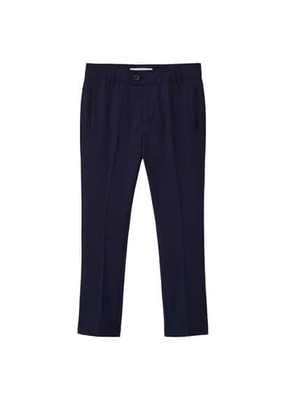Cepli kumaş pantolon