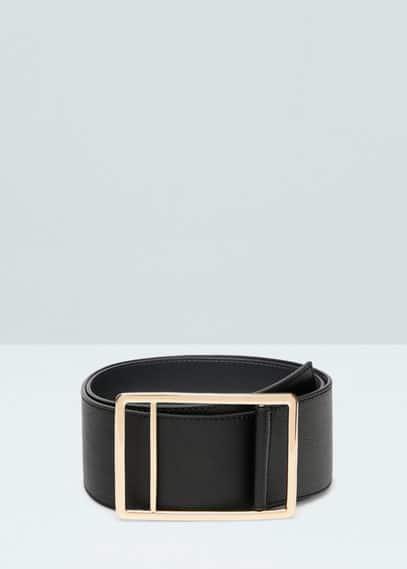 Wide belt | MANGO