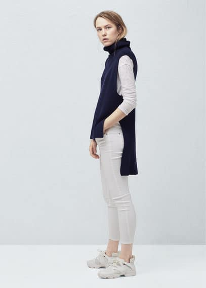Cotton gilet | MANGO