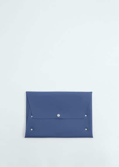Lapel envelope | MANGO