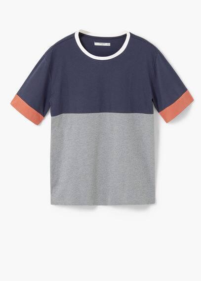 T-shirt | MANGO MAN