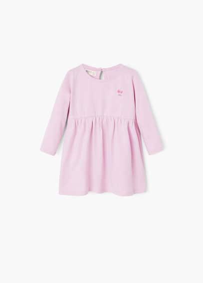 Vestito cotone | MANGO KIDS