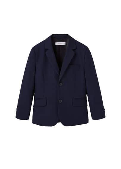 Cepleri kapaklı blazer ceket